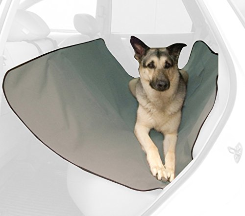 K&H Pet Products Car Seat Saver Gray – Pet Seat Cover Protector