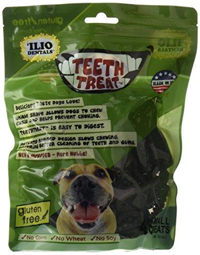 Ilio Dentals Teethtreat Dog Dental Treats, Small, 48 Treats