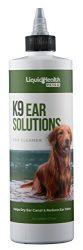 Liquid Health For Animals K9 Ear Solutions 12 oz Liquid