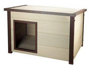 ecoFLEX ThermoCore Slopped Roof Style Dog House