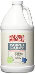 Nature's Miracle Deep Cleaning Pet Stain and Odor Carpet Shampoo 64oz (1/2 Gallon)