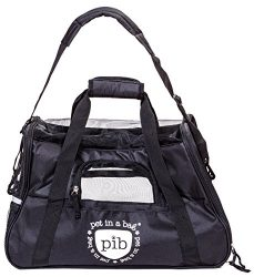 Pet in a Bag Airline Approved Pet Carriers Black