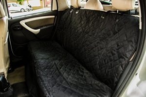 Pet Zen Garden 612409798954 Luxury Waterproof Car Pet Seat Cover, 58″ x 54″