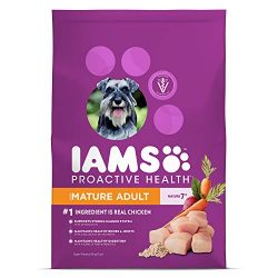 Iams Proactive Health Mature Adult Dry Dog Food Chicken, 29.1 Lb. Bag