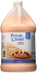 Lambert Kay Fresh N' Clean Conditioner, 15:1 Concentrate Gallon Size, Fresh Clean Floral Scent
