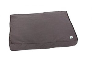 Molly Mutt I'm A Realist Dog Bed Duvet Cover, Huge, Gray – 100% Cotton, Durable, Washable