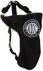 American Kennel Club 2-in-1 Seatbelt Harness, Large