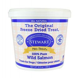Stewart Pro-Treat, 9.5 oz Wild Salmon Dog