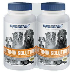 ProSense Vitamin Solutions for Dogs, 2-90 Count