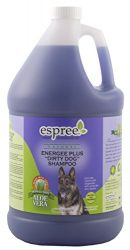 "Espree Energee Plus ""Dirty Dog"" Shampoo, 1 gallon"