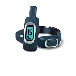 PetSafe 900 Yard Remote Trainer, Rechargeable, Waterproof, Tone / Vibration / 15 Levels of Static Stimulation for dogs over 8 lb.
