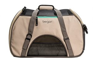 Bergan Comfort Carrier, Large, Taupe