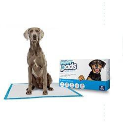 Mednet Direct 13036DP-50 Puppy Pads & Dog Training Pads