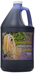 #1 All Systems Professional Formula Whitening Dog and Cat Shampoo, 1-Gallon