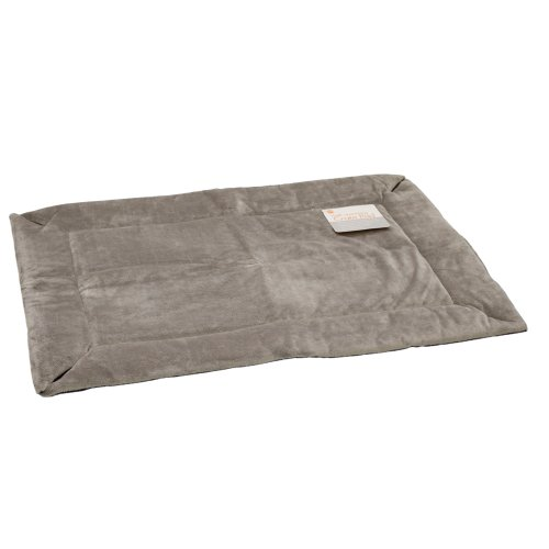 K&H Pet Products Self-Warming Crate Pad Large Gray 25″ x 37″