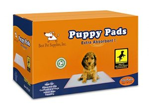 Best Pet Supplies – Premium Puppy Training Pad – 100 Pcs, Pink