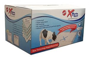 Ethical Pets X Marks The Spot Super Absorbent Puppy Training Pee Pads (100 Pack)