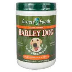 Green Foods Corporation Barley Dog Canine Formula, 11oz