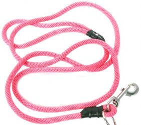 LOVE2PET® No Pull Dog Leash, Large, Pink