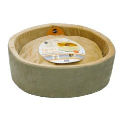 K&H Pet Products Thermo-Kitty Heated Pet Bed Large Sage 20″ 4W