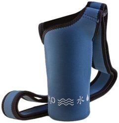 NEOSLING, Adjustable Neoprene Bottle Holder, Steel Blue