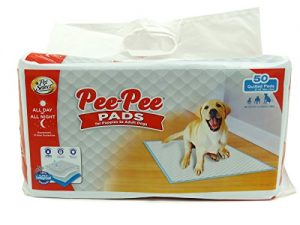 Pet Select Puppy Pads, 50 Ct