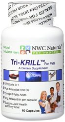 NWC Naturals Krill Oil Supplements for Pets