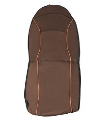 Pet Life 'Open Road' Single Seated Safety Child Pet Cat Dog Car Seat Carseat Cover Protector, One Size, Brown