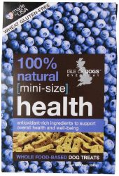 Isle Of Dogs 100% Natural Mini Health Dog Treat, 12 Ounce