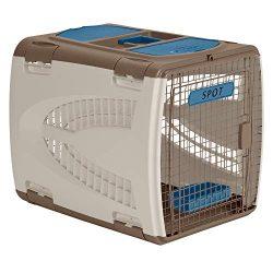 Suncast Deluxe Pet Carrier – 20 3/4″ W x 26 1/2″ D x 22 1/2″ H
