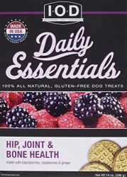 Isle Of Dogs Daily Essentials Hip, Joint & Bone Health Snack Treat, 14 Ounce