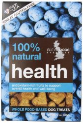 Isle Of Dogs 100% Natural Health Dog Treats, 12 Ounce