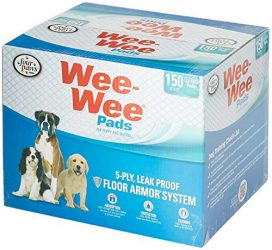 Four Paws Wee-Wee Pads – 2×150 Ct