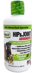 Liquid-Vet K9 Hip & Joint Advanced Formula, Chicken Flavor, 32 oz
