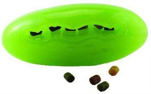 Starmark Treat Dispensing Pickle Pocket for Dogs