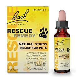 Bach Rescue Remedy Pet Dropper, 10 ml