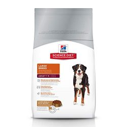 Hill'S Science Diet Adult Large Breed Dog Food, Lamb Meal & Rice Recipe Dry Dog Food, 33 Lb Bag