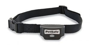 PetSafe Rechargeable In-Ground Fence for Dogs and Cats Over 5lb and Waterproof Receiver Collar with Tone and Static Correction