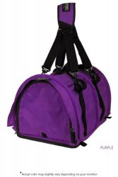 Sturdi Products SturdiBag Pet Carrier, Large, Purple