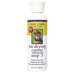 R-7 Ear Creme for Dogs & Cats 4 oz. By Miracle Care