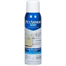 PetArmor Home and Carpet Spray for Fleas and Ticks, 16 Ounce