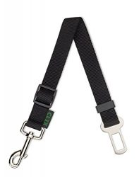 The Company of Animals CLIX Universal Seat Belt Restraint, attaches to All Harnesses, clicks into Any car's Seatbelt