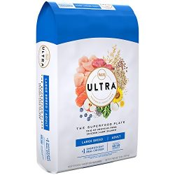 Nutro Ultra Large Breed Adult Dry Dog Food With A Trio Of Proteins From Chicken, Lamb And Salmon, 30 Lb. Bag