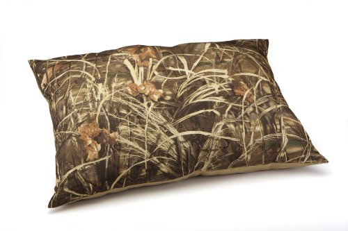 Dallas Manufacturing Co. Weatherproof Camo Bed, 36-Inch by 45-Inch