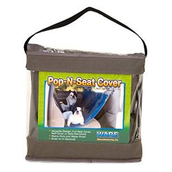 Ware Manufacturing Pop-N-Seat Dog Cover