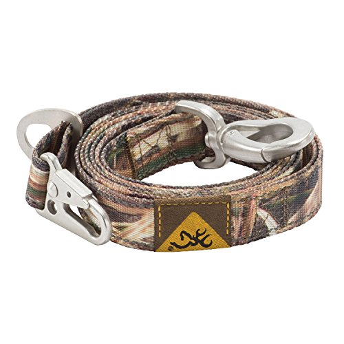 Browning Classic Dog Leash | Mossy Oak Shadow Grass Blades | 6'X1