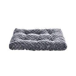 AmazonBasics Pet Bed – 23-Inch, Grey Swirl