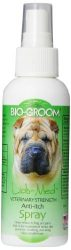 Bio-groom DBB52604 Lido Anti Itch Spray, Medium, 4-Ounce