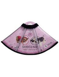 Viva La Dog Spa SeeCone for Dogs, Small, Black