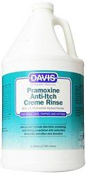 Davis Pramoxine Anti Itch Dog and Cat Creme Rinse, 1-Gallon